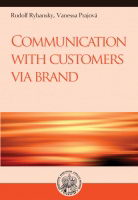 Communication with customers via brand