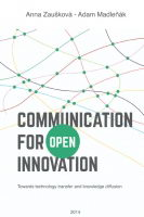 Communication for open innovation. Towards technology transfer and knowledge diff usion
